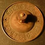 Large bell push