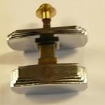 Deco centre knob
