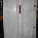 Pine front door