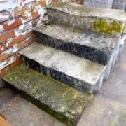 Set 9 stone steps