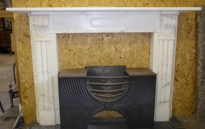 Regency marble surround
