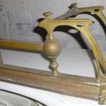 Art Nouveau fender