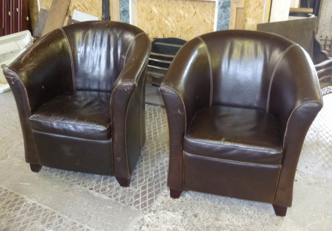 Pair Arm chairs