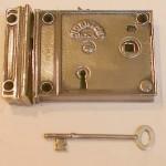 American Rim lock