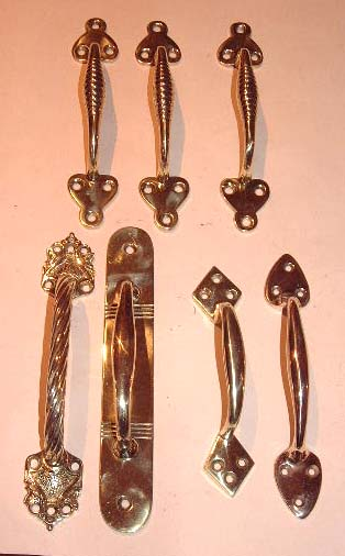 Assorted pull handles