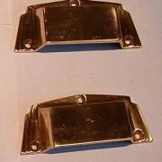 Deco pull handles