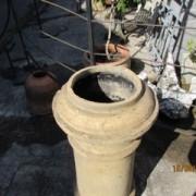 Buff Period Terracotta Chimney Pot