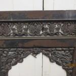 Iron Decorative Fireplace