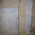Early 19th Century Limestone Surround