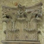 Pair of Georgian Carved Pine Pilasters
