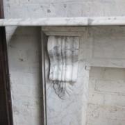 Victorian marble surround