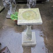 Connemara marble washstand top