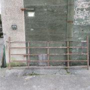 Victorian field gate